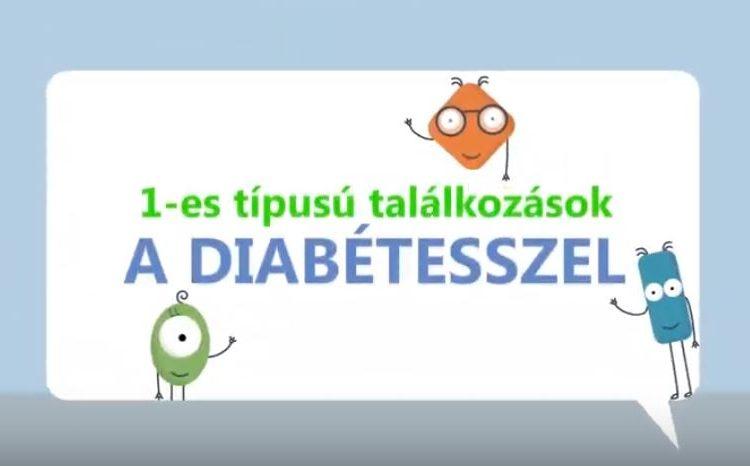 1-es típusú találkozások a diabétesszel